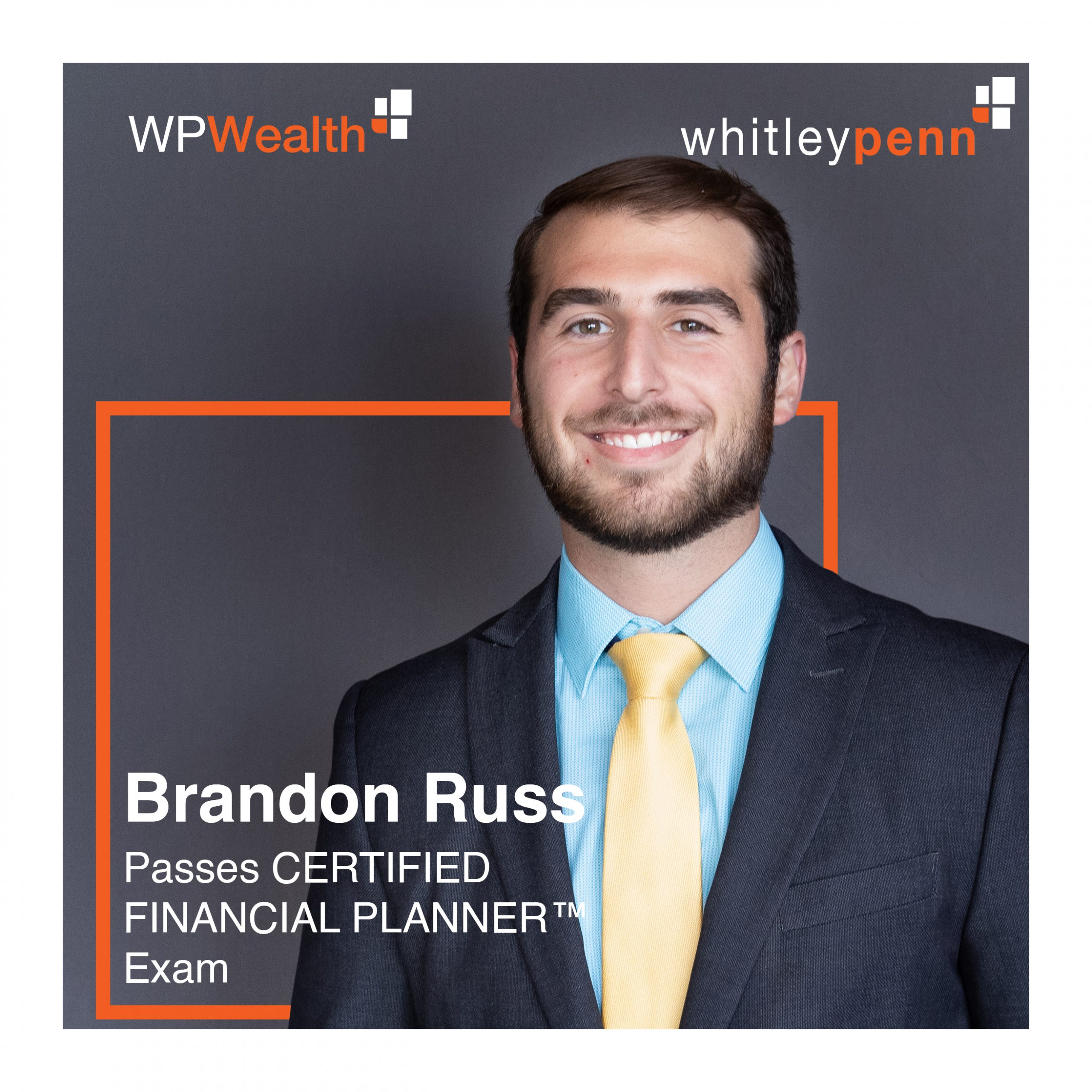 Brandon Russ Certified Financial Planner
