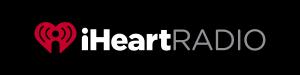 iHeart Radio on black background